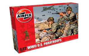 AIRFIX 1/72 WWII US PARATROOPS