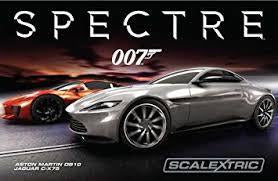 SCALEXTRIC SPECTRE ( only one car - JAGUAR C-X75 )