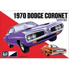 MPC 1/25 '70 DODGE CORONET SUPER BEE