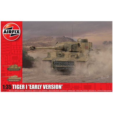 AIRFIX 1/35 TIGER 1 EARLY VERSION #1357