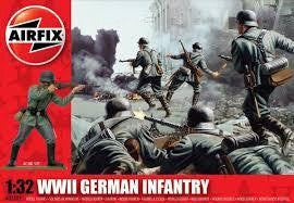 AIRFIX 1/32 GERMAN INFANTRY