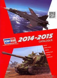 HOBBY BOSS CATALOGUE 2014-2015