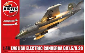 AIRFIX 1/48 ENGLISH ELECTRIC CANBERRA BOMBER