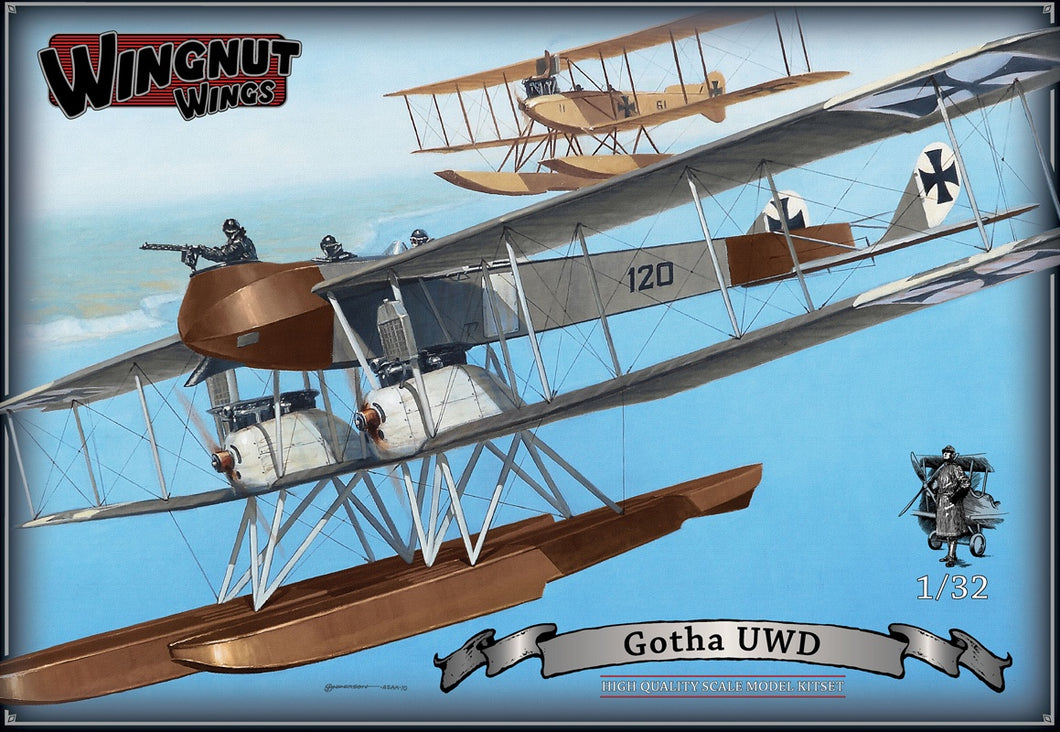 WINGNUT WINGS 1/32 GOTHA UWD