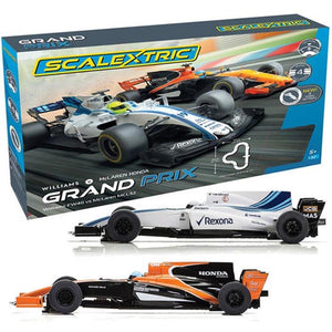 SCALEXTRIC SET GRAND PRIX