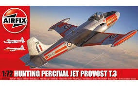 AIRFIX 1/72 HUNTING JET PROVOST T.3