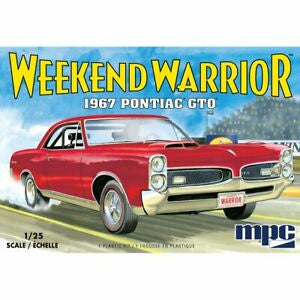 MPC 918 1/25 1967 PONTIAC GTO WEEKEND WARRIOR