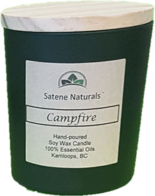Campfire Soy Wax Candle