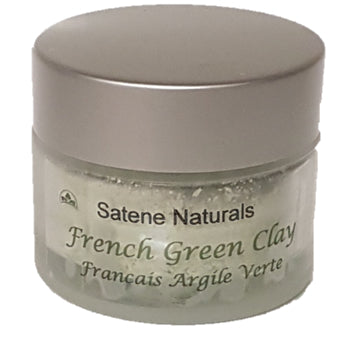 French Green Clay  - Facial Treatment