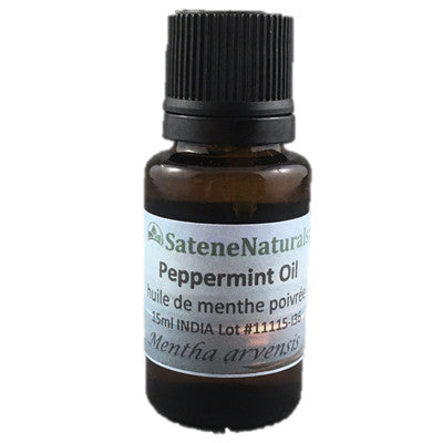 Peppermint Essential Oil - 15 ml