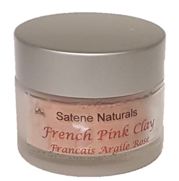 French Pink Clay  - Facial Treatment