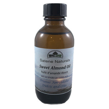 Sweet Almond Oil - 100 ml