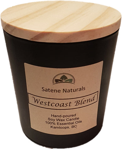 Westcoast Blend Soy Candle