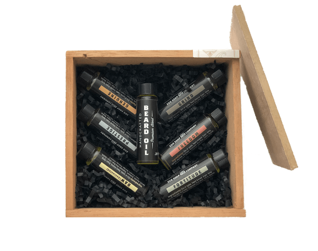 Beard Oil Discover Set