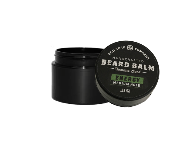Travel Size Beard Balm - Energy