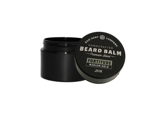 Travel Size Beard Balm- Fortitude