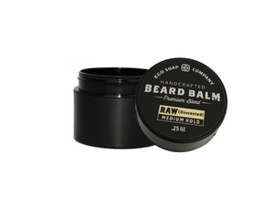 Travel Size Beard Balm - Raw