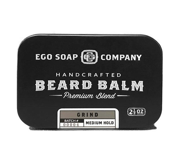Organic Beard Balm, Natural Beard Balm, Premium Beard Balm, As Seen in GQ Beard Balm