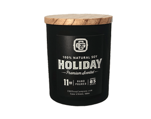 100% Soy Candle - Holiday