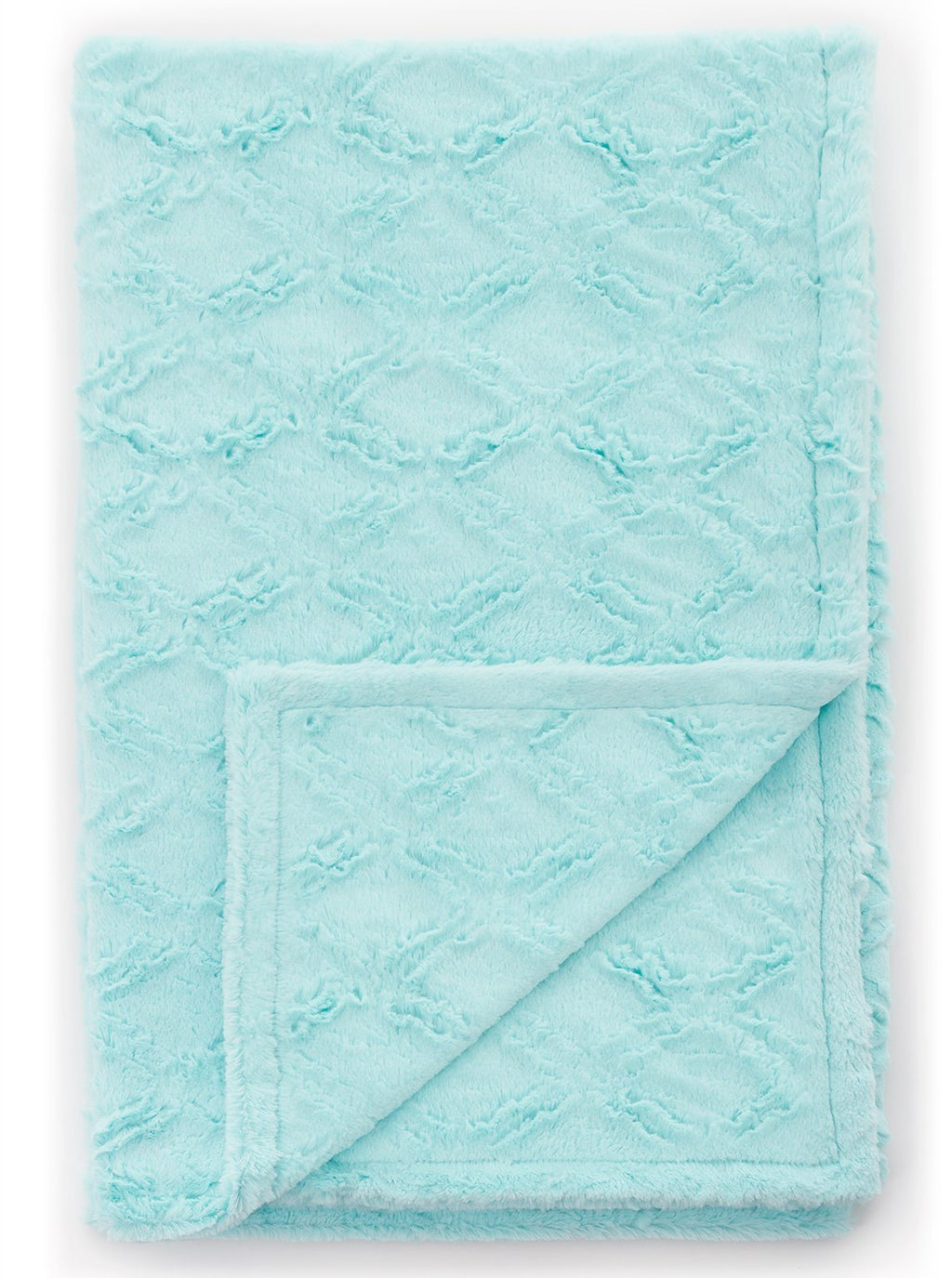 Paradise Blue Blankets