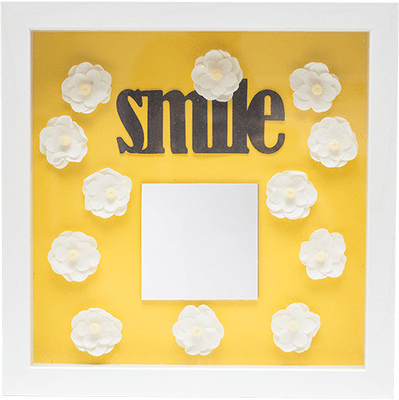 Smile Shadow Box