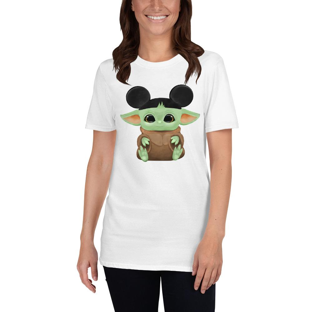 TheEars Short-Sleeve Unisex T-Shirt