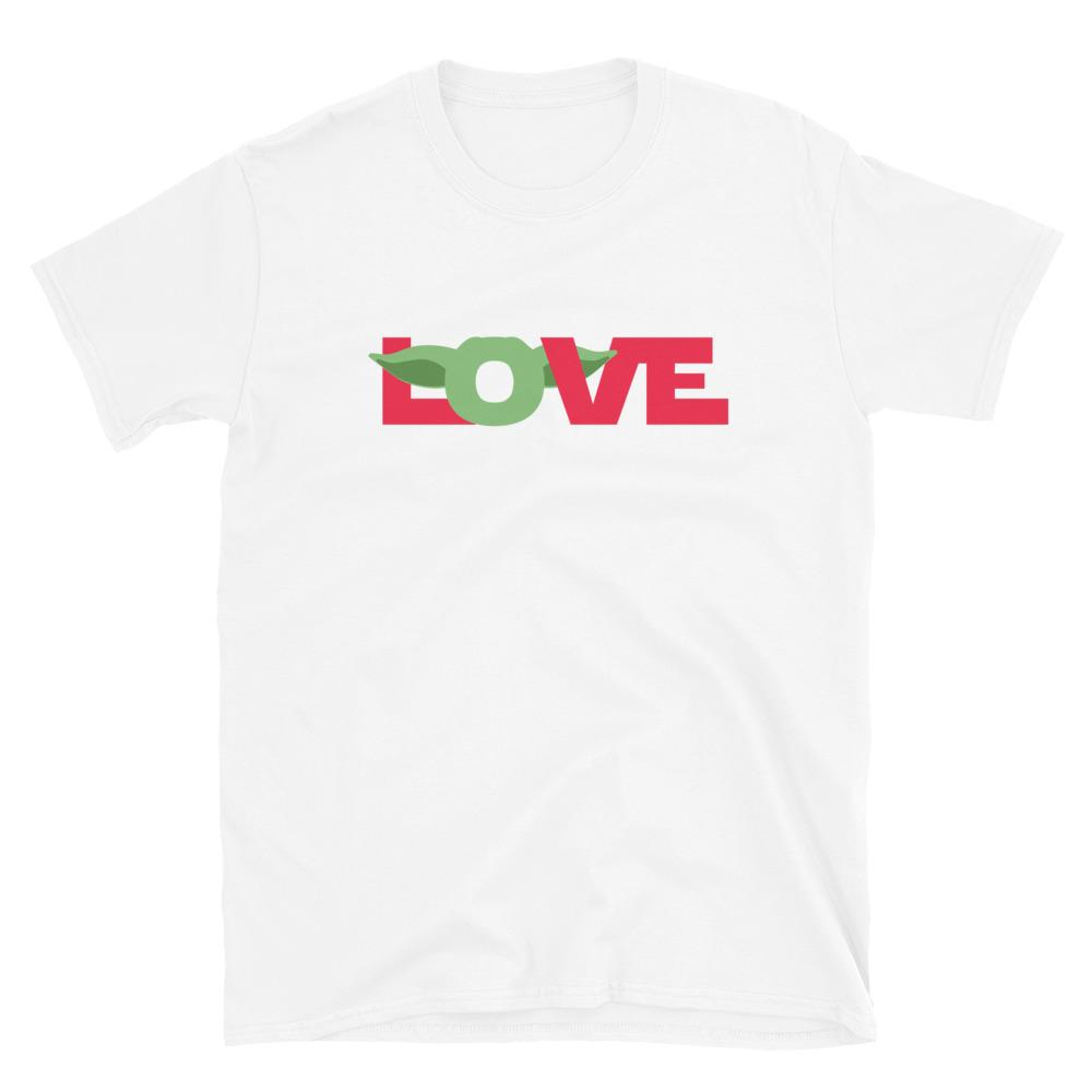 TheLove Short-Sleeve Unisex T-Shirt