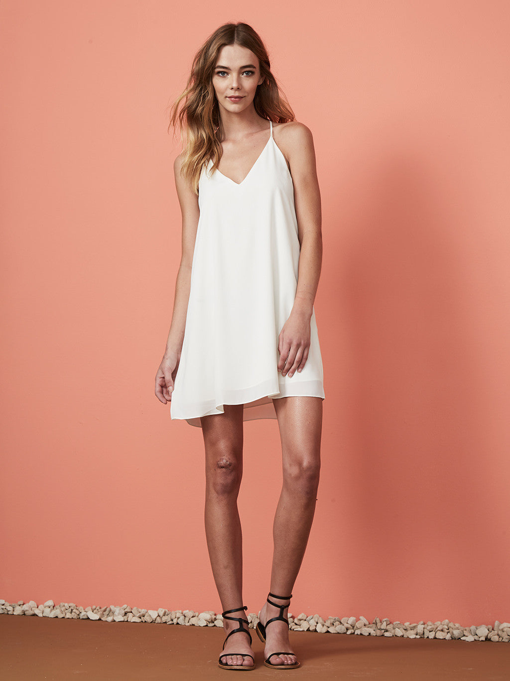 Tanner Slip MiniDress