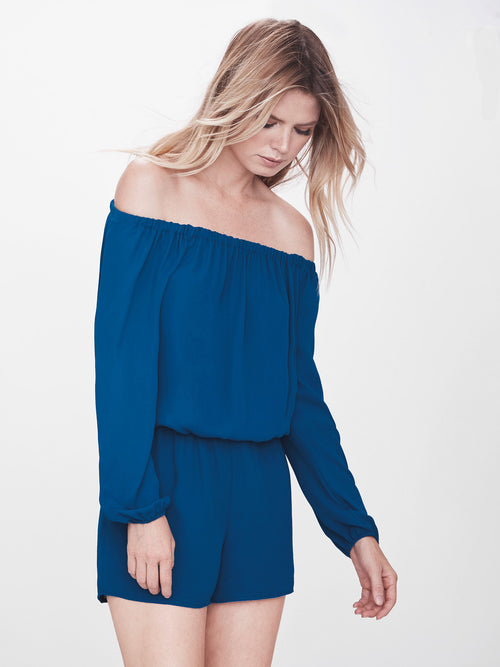 Thompson Off Shoulder Romper