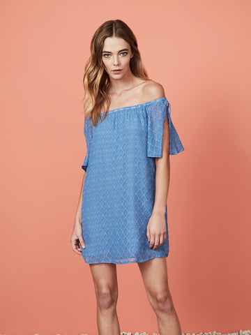 Nessa Cold Shoulder Mini