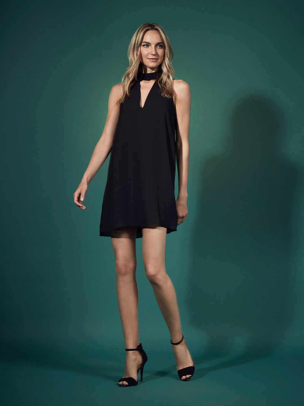 Ellis Cutout Mini Dress