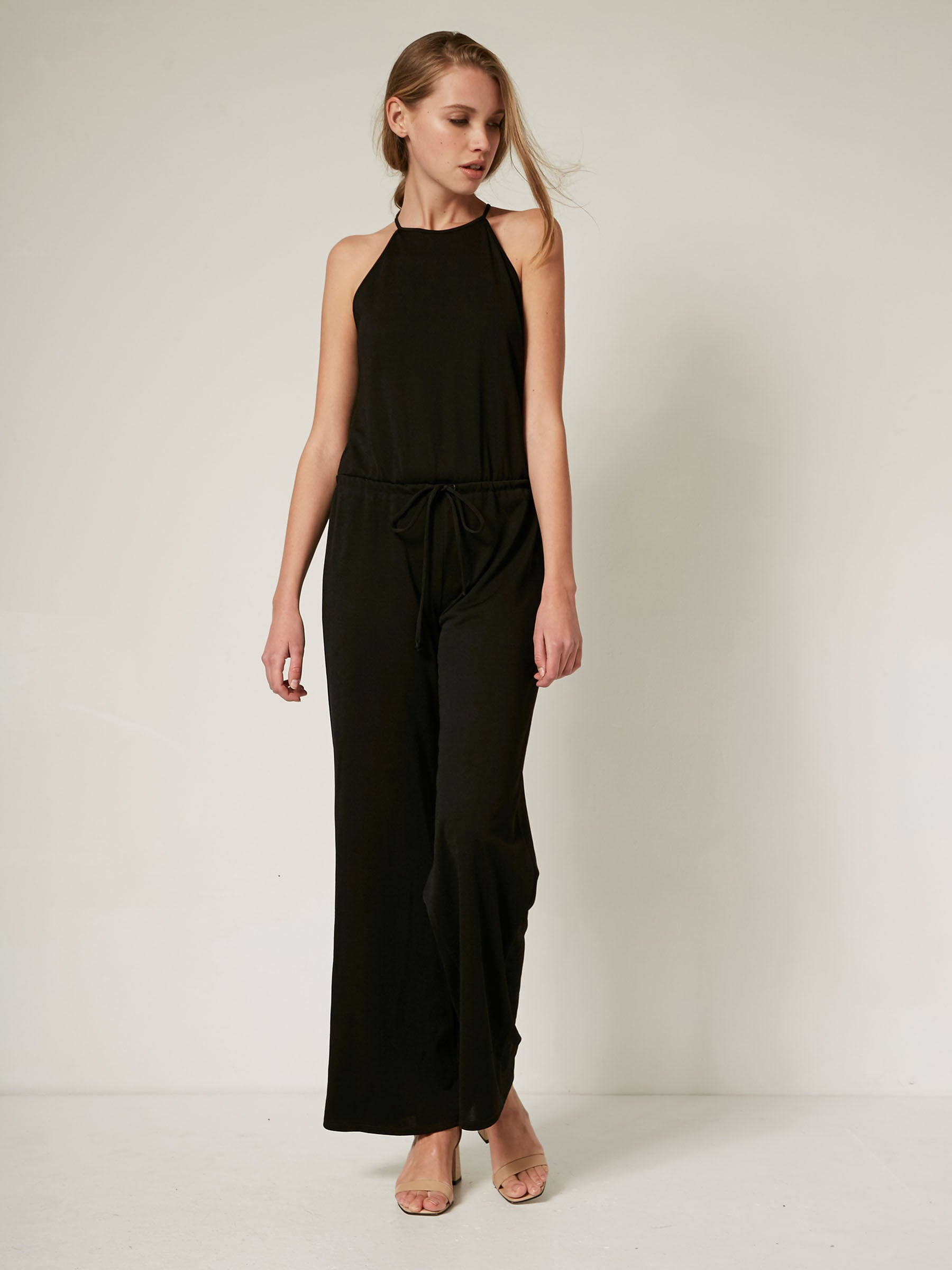 a25580a7a97f Emmy Halter Jumpsuit – Three Eighty Two