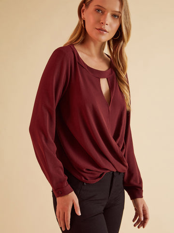 Stella Velvet Turtleneck Long Sleeve