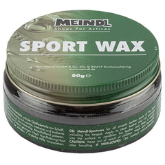 Meindl Sport Wax black
