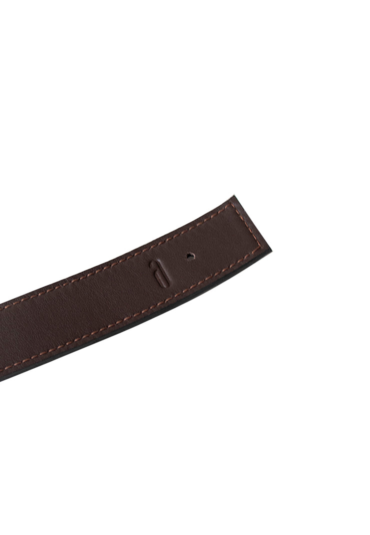 Reverso Belt (Black/Brown)