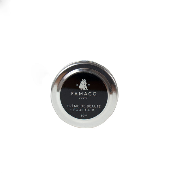 Famaco Cream Polish (Black)