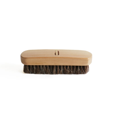 Horsehair Shoe Brush