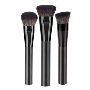 Professional Premium Quality Multipurpose Makeup Brushes 2 Piece Set