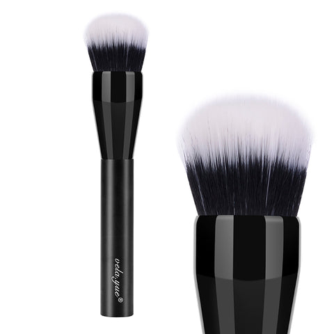 Vela.yue Domed Stippling Brush Duo Fibre Versatile Multipurpose Makeup Brush