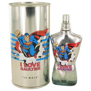 JEAN PAUL GAULTIER 4.2 oz /125 ml Superman Eau Fraiche Spray (Limited Edition)