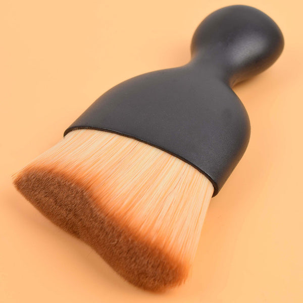 S-Shape Brush for Professional Makeup Application