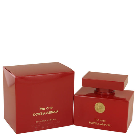 Dolce & Gabbana - The One Eau De Parfum 75 ML - Collectors Edition