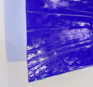 104 Effetre Transparent Cobalt Blue