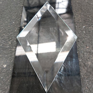 "Diamond Bevel 4"" x 7"""