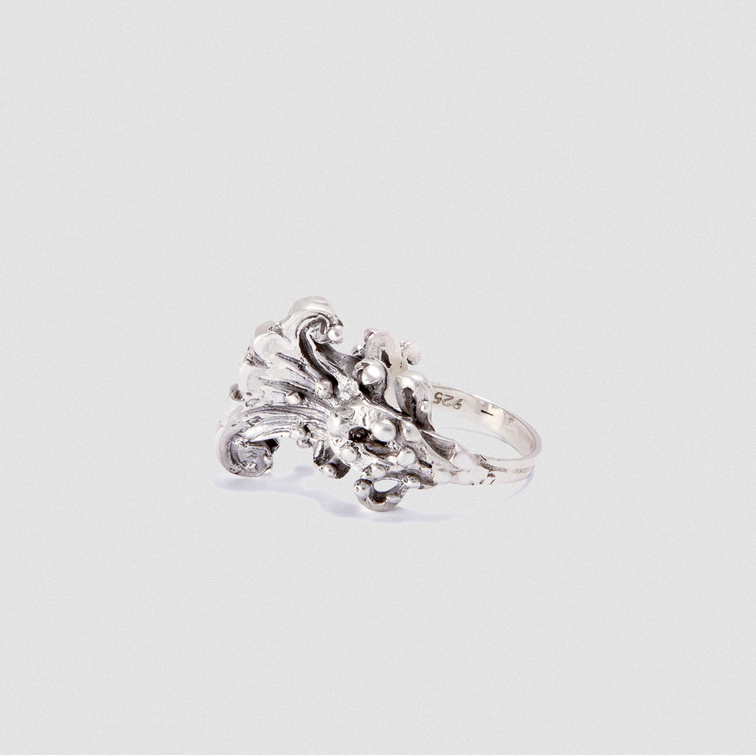 Small Penacho ring - Sterling Silver