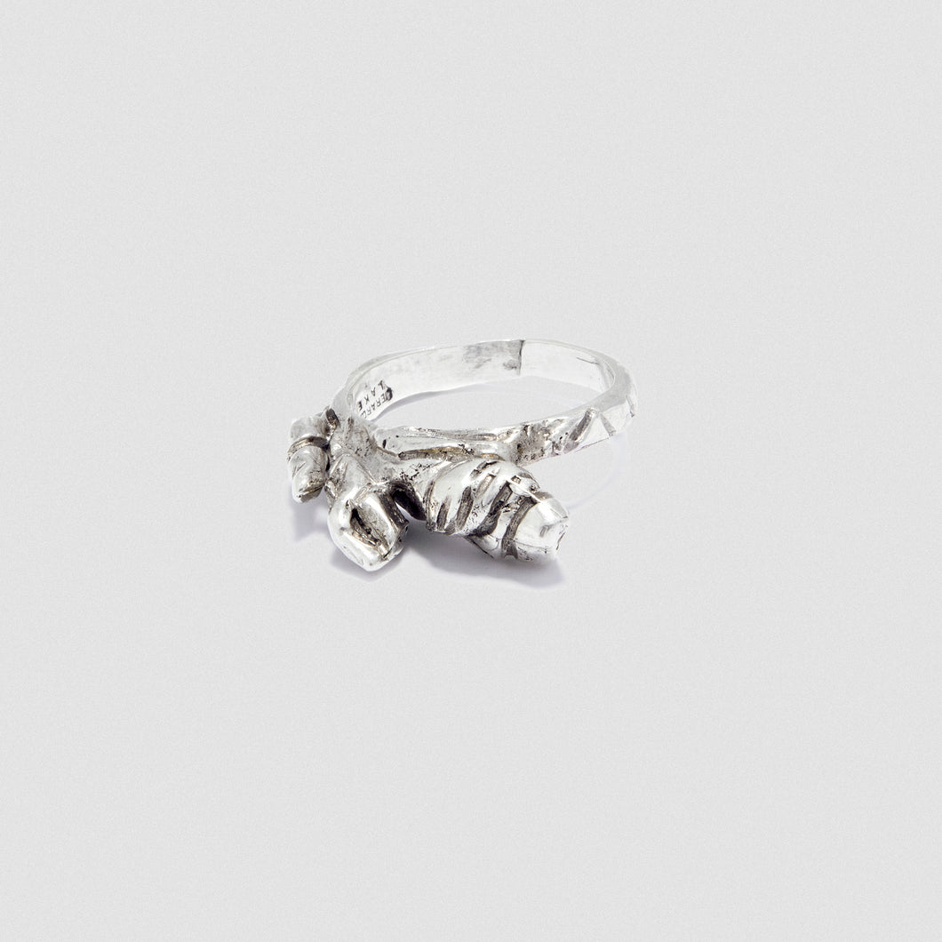 Seeds ring - Sterling Silver
