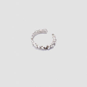 Midi ring/earring - Sterling silver