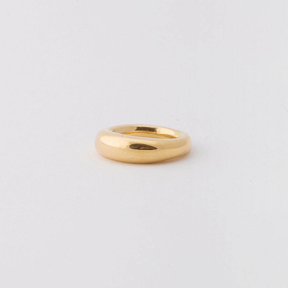 Fancy Girl ring - Gold Plate Bronze