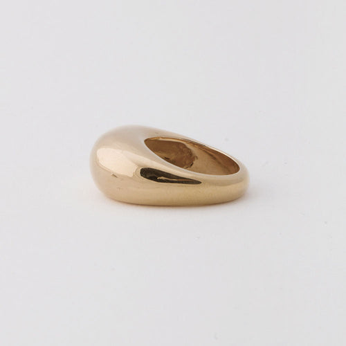 Fancy Lady ring - 14K Gold