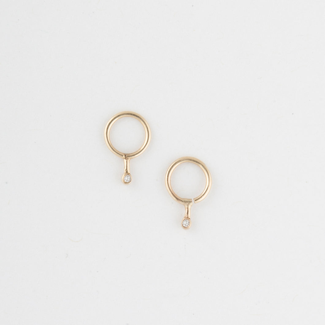One Drop piercing - 14k Gold